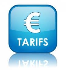 Image Tarifs